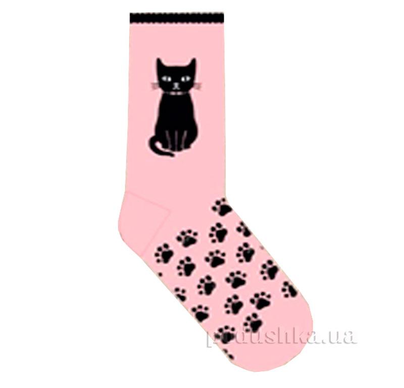 Носки для девочек Кребо 2003-004 розовые