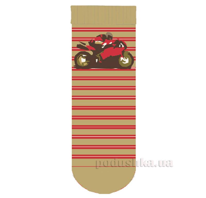 Носки для мальчиков Кребо 2003-06 Мотогонщик