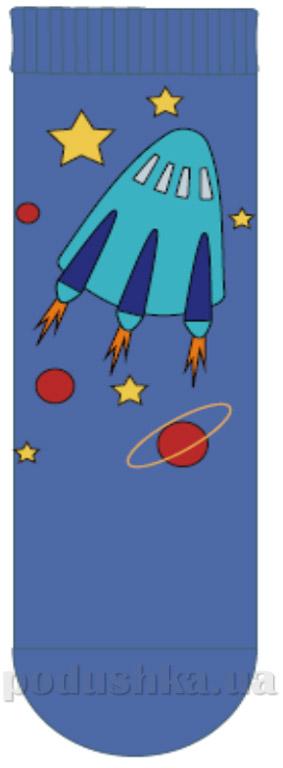 Носки для мальчиков Кребо 2003-08 Ракета