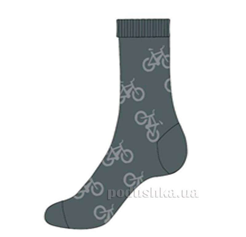 Носки для мальчиков Кребо 2003 графит
