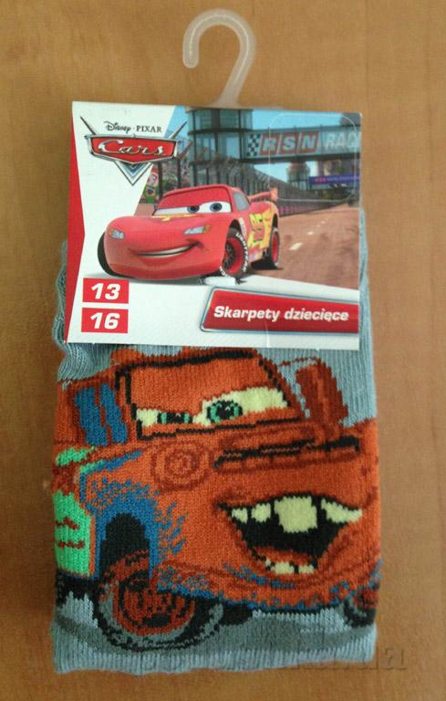 Носки для мальчиков Кребо ШД-12 Машинки