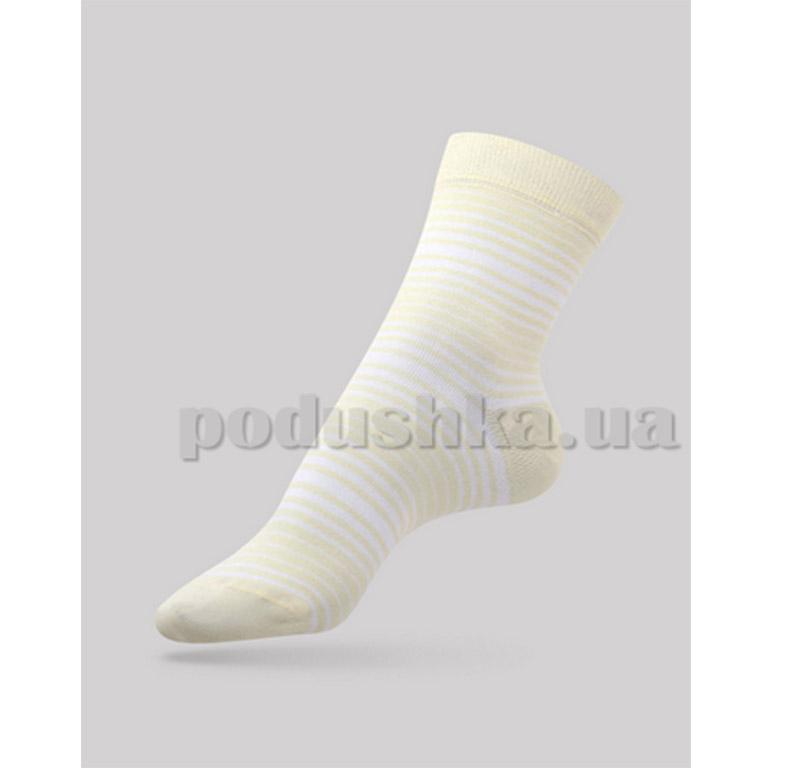 Носки для женщин тонкие Classic Conte 7С-65СП 031 бледно-желтые