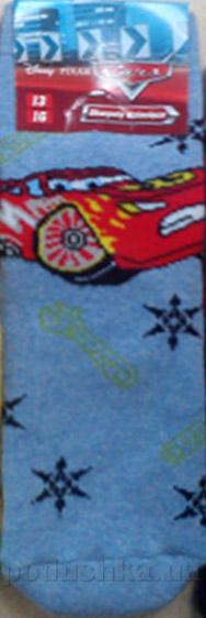 Носки махровые для мальчиков Кребо 2042-04 Машинки