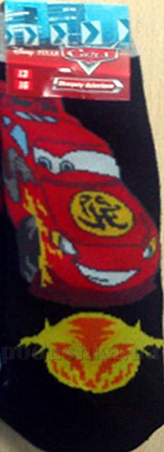 Носки махровые для мальчиков Кребо МД-10 Машинки