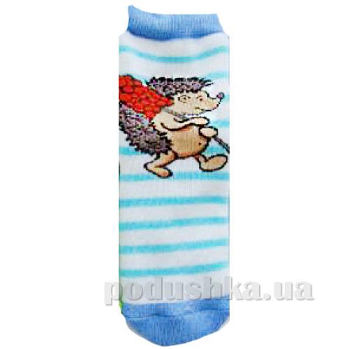 Носки махровые Кребо Ежик 1028-04