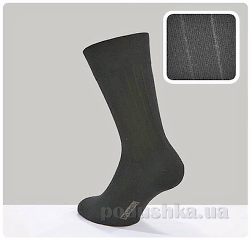 Носки 001 черные мужские Classic DiWaRi 5С-08СП