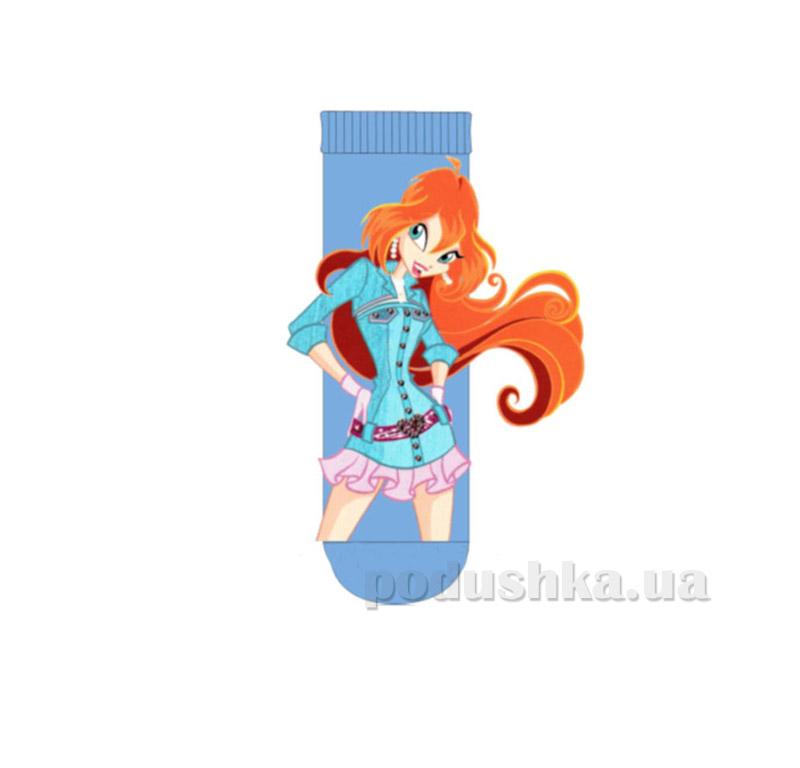 Носки Рыжеволосая девченка В-05