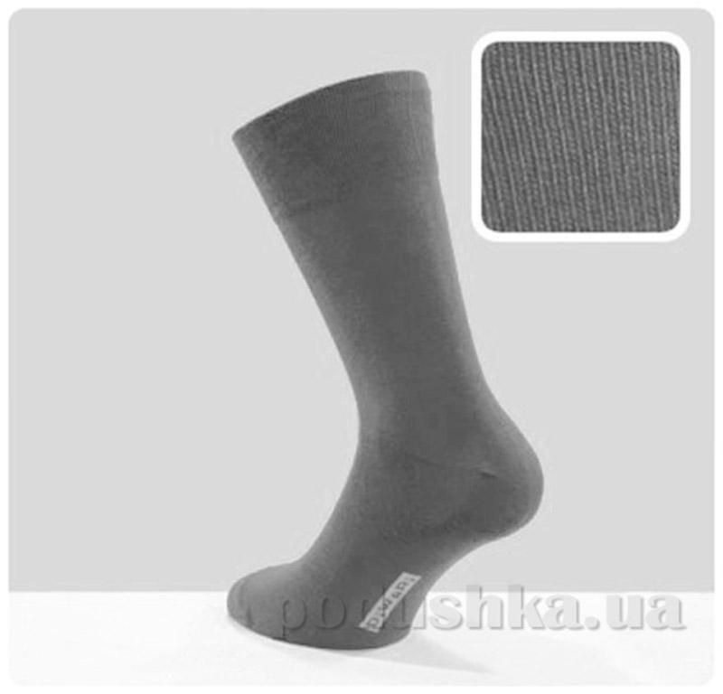 Носки темно-серые мужские Classic DiWaRi 5С-08СП 000 графит