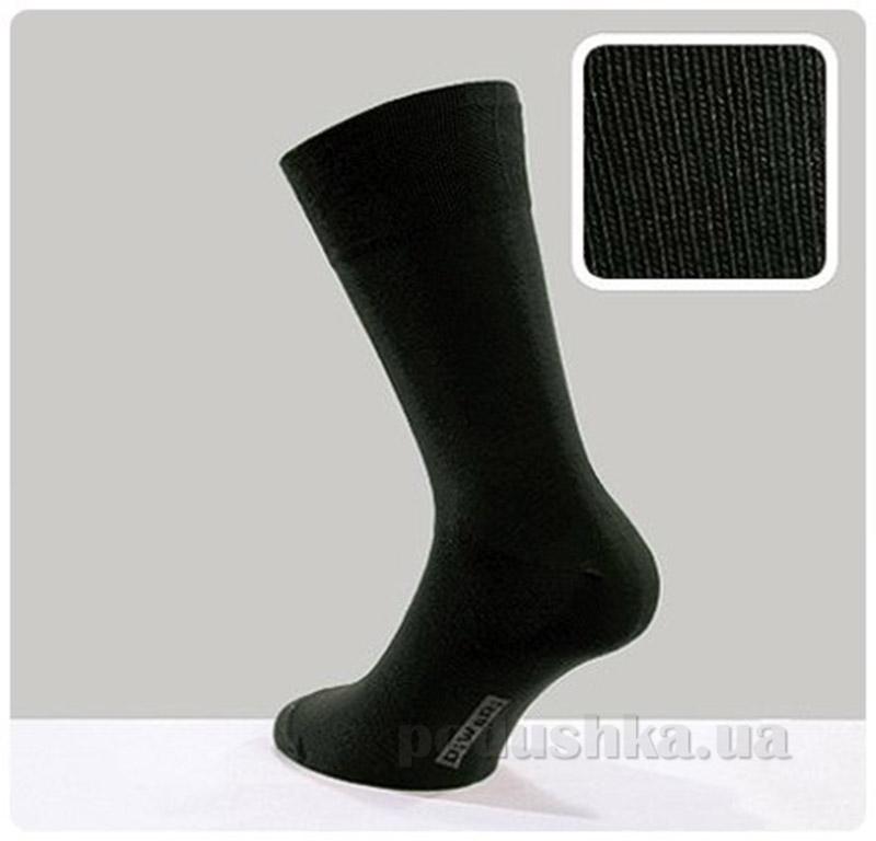 Носки тонкие черные для мужчин Cool effect DiWaRi 7С-23СП