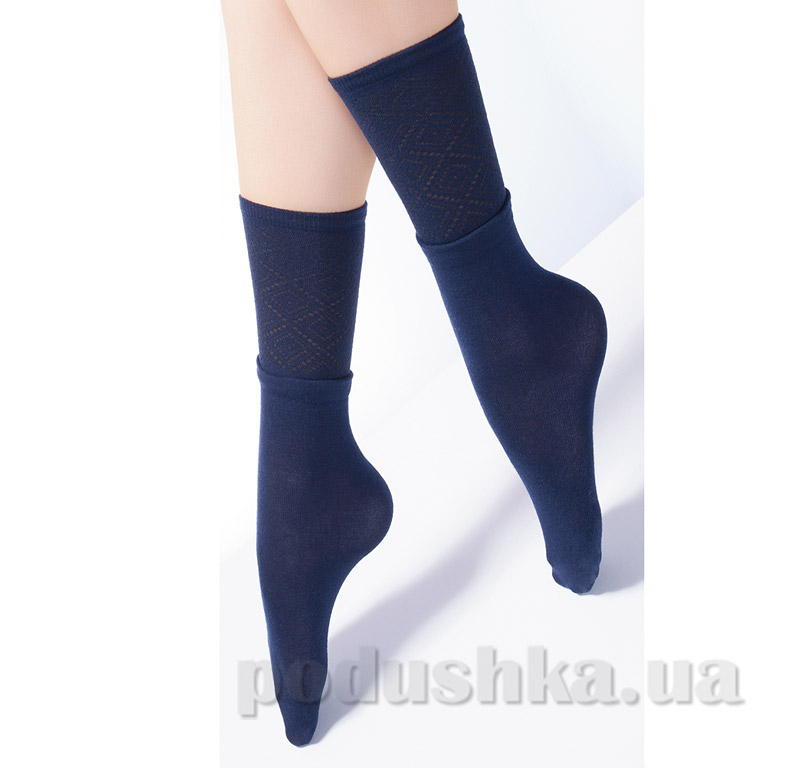 Носки высокие женские Giulia Dual-1 dark bleu