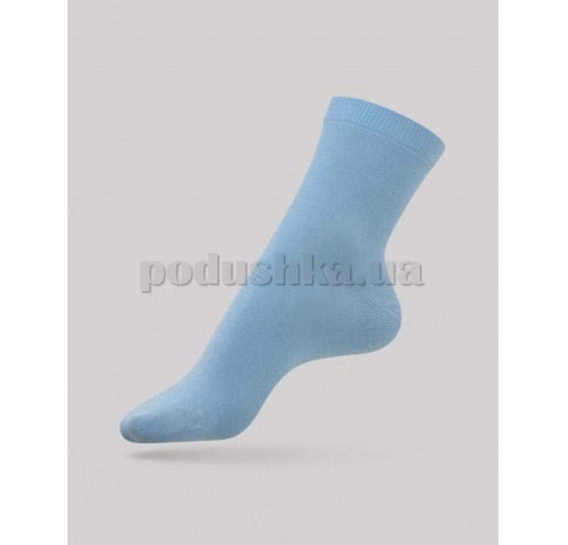 Носки женские вискозные микромодал Classic Conte 13С-64СП 000 голубые