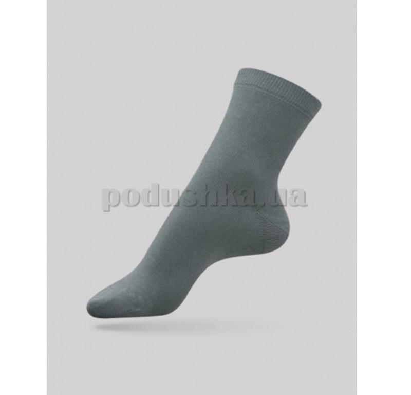 Носки женские вискозные микромодал Classic Conte 13С-64СП 000 темно-серые
