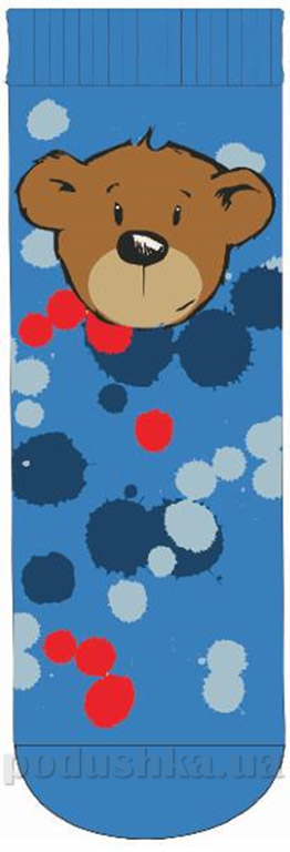Носочки детские Кребо 1003-01 Мишка