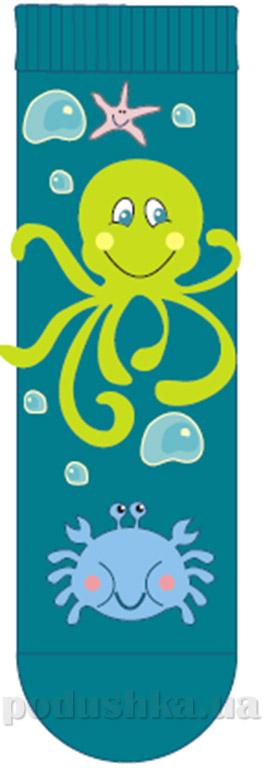 Носочки детские Кребо 1003-04 Осьминожка