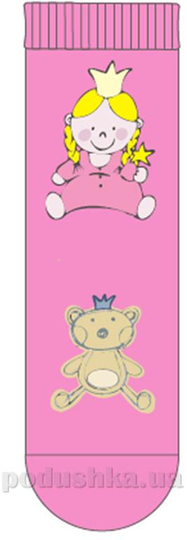 Носочки детские Кребо 1003-07 Маленькая принцесса