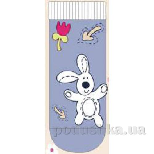 Носочки детские Кребо 1028-01 Зайчик
