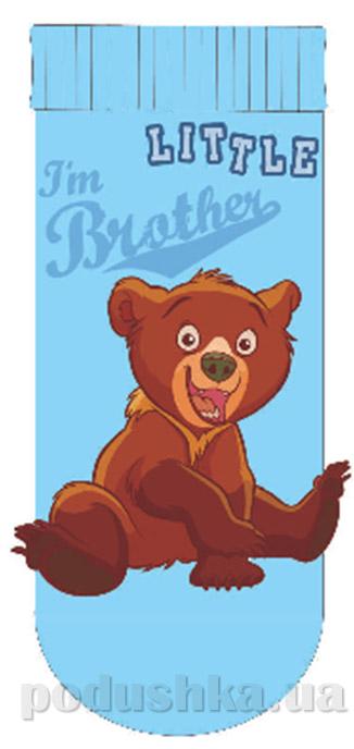 Носочки детские Кребо 1008-13 Медвежонок