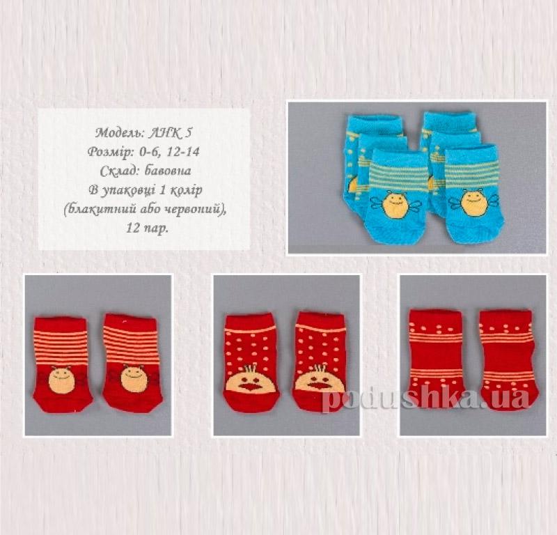 Носочки детские Лютик ЛНК-5