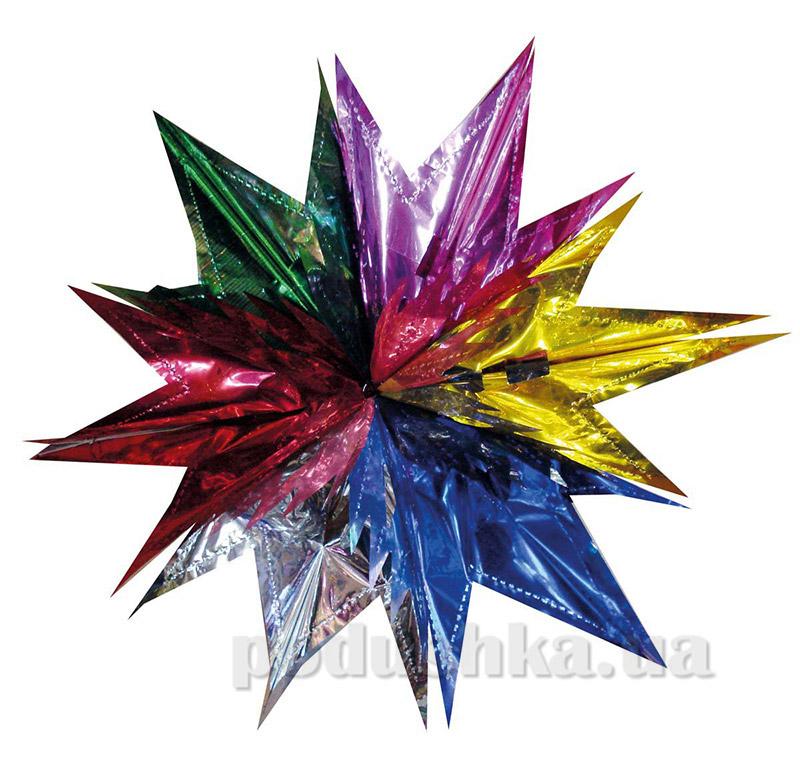 Новогоднее украшение Звезда Новогодько 800751