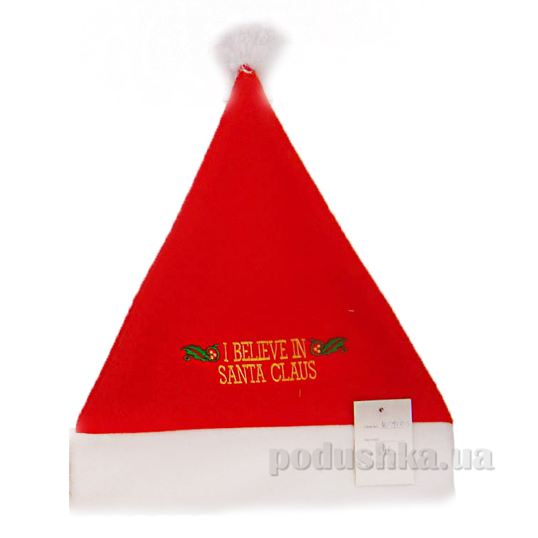 Новогодняя шапочка Санта-Клауса 461158