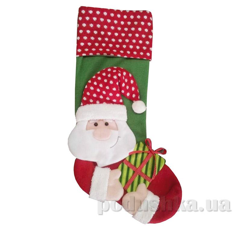 Новогодний Сапожок Дед Мороз Новогодько 800925