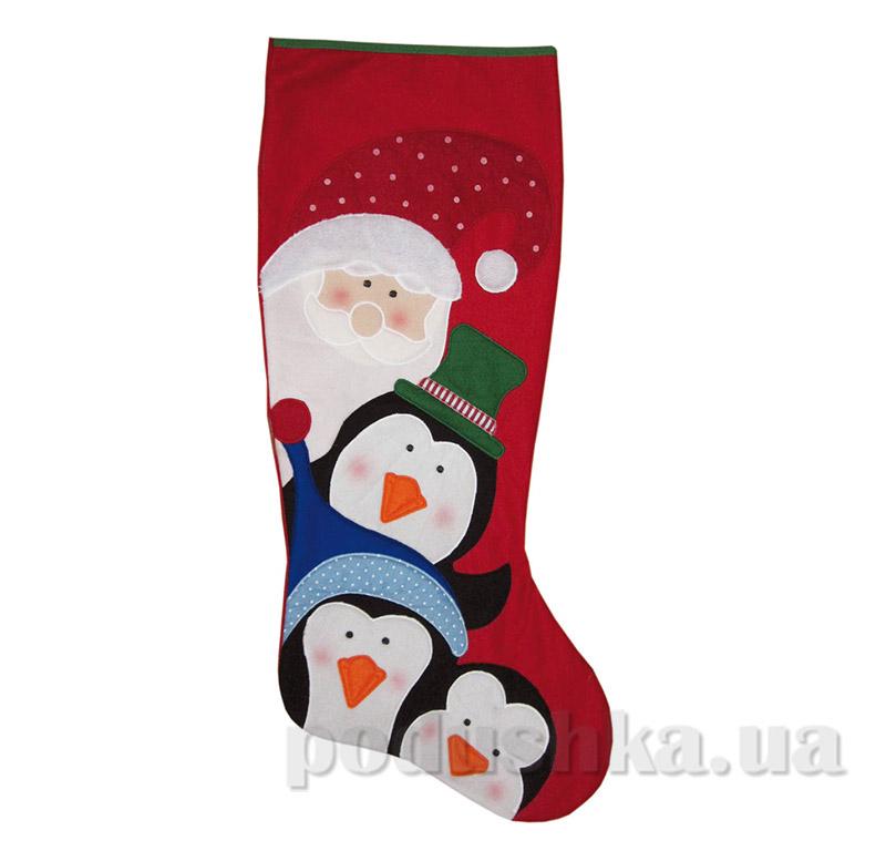 Новогодний Сапожок Дед Мороз Новогодько 800929