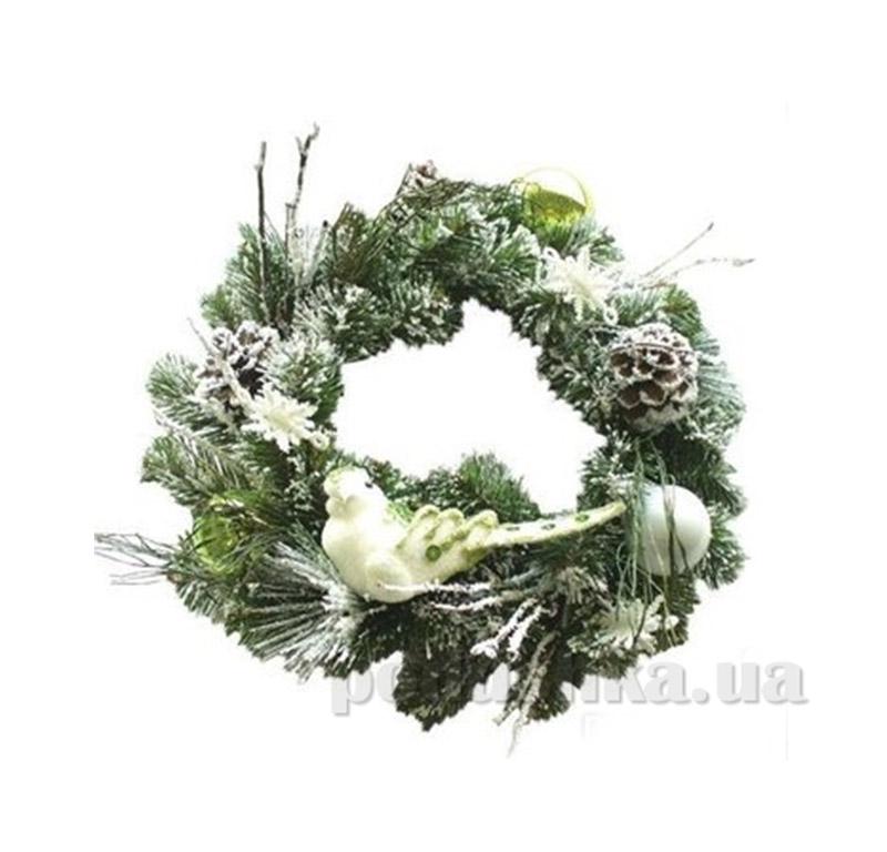 Новогодний венок с украшением Новогодько 800581