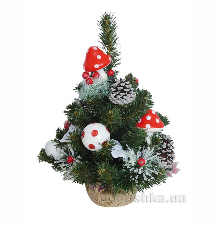 Новогодняя елка с украшением Грибная Симфония Новогодько 960239