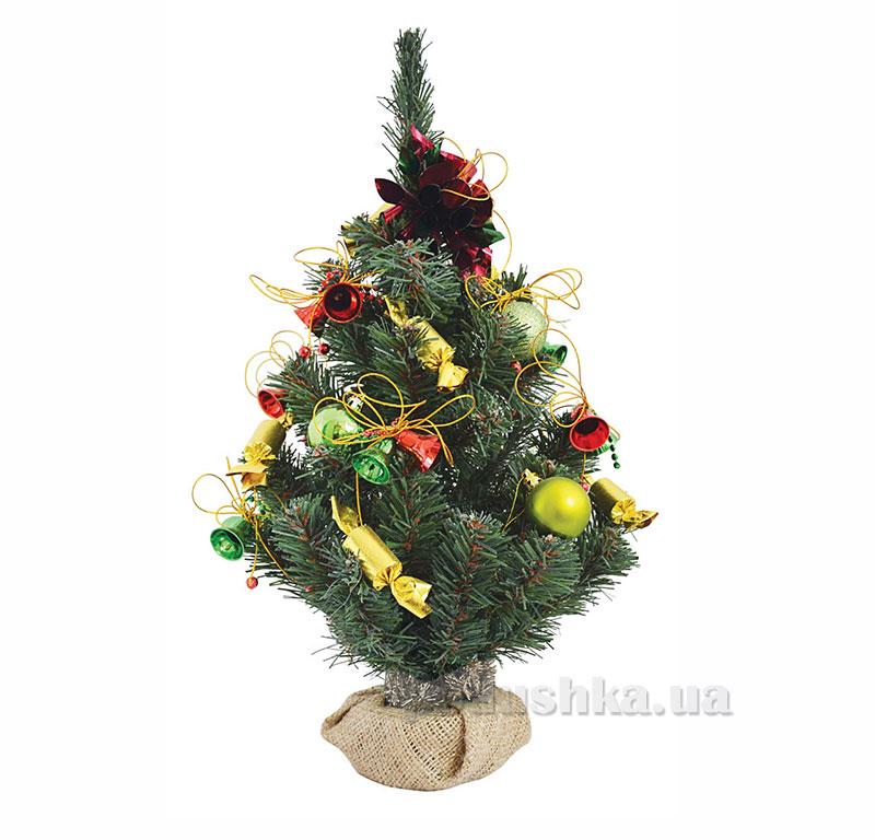Новогодняя елка с украшением Карнавальная Новогодько 960243
