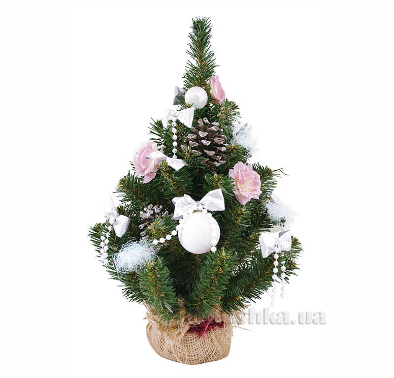 Новогодняя елка с украшением Нежность Новогодько 960237