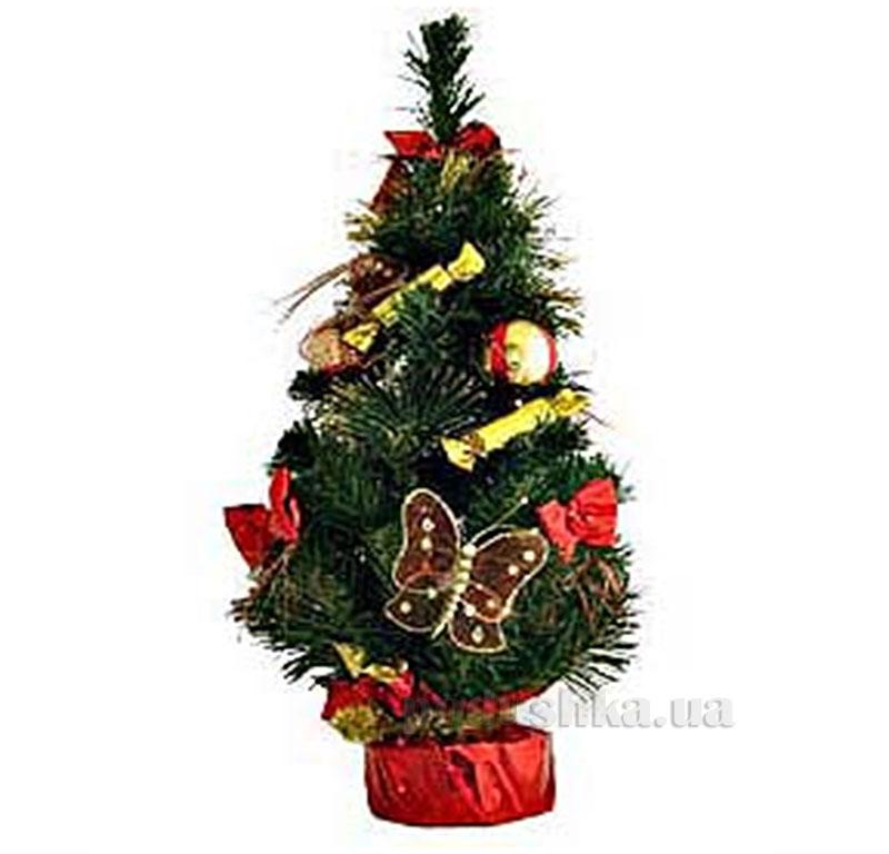 Новогодняя елка с украшением Рождество Новогодько 960234