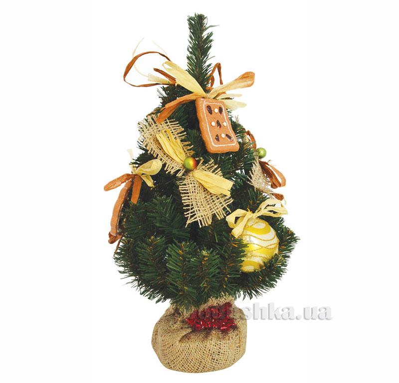 Новогодняя елка с украшением Сладкоежка Новогодько 960238
