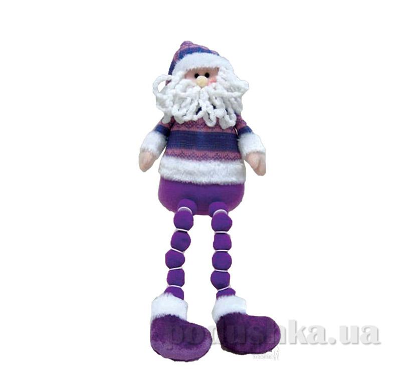 Новогодняя игрушка Санта Клаус Новогодько 800685