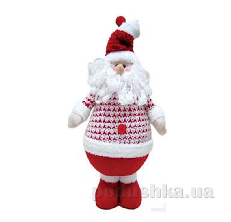 Новогодняя игрушка Санта Клаус Новогодько 800690