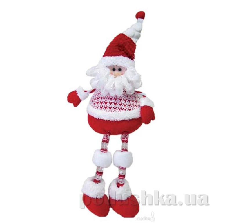 Новогодняя игрушка Санта Клаус Новогодько 800691