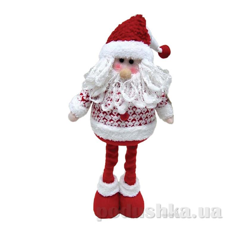 Новогодняя игрушка Санта Клаус Новогодько 800697