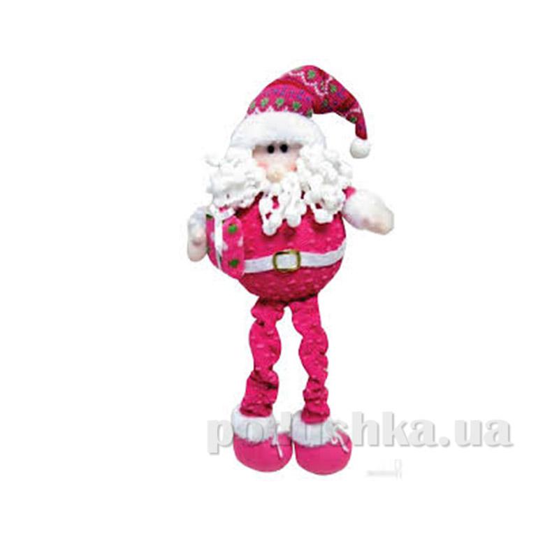 Новогодняя игрушка Санта Клаус Новогодько 800700