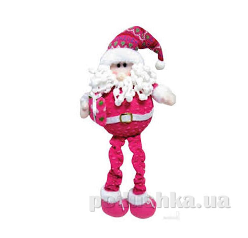 Новогодняя игрушка Санта Клаус Новогодько 800704