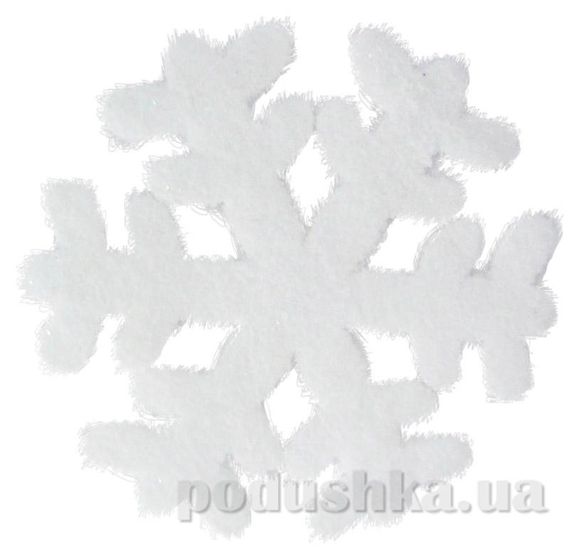 Новогодняя снежинка для декора Новогодько 970702