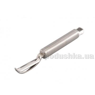 Нож для чистки овощей P-форма Gipfel MEGAPOLIS