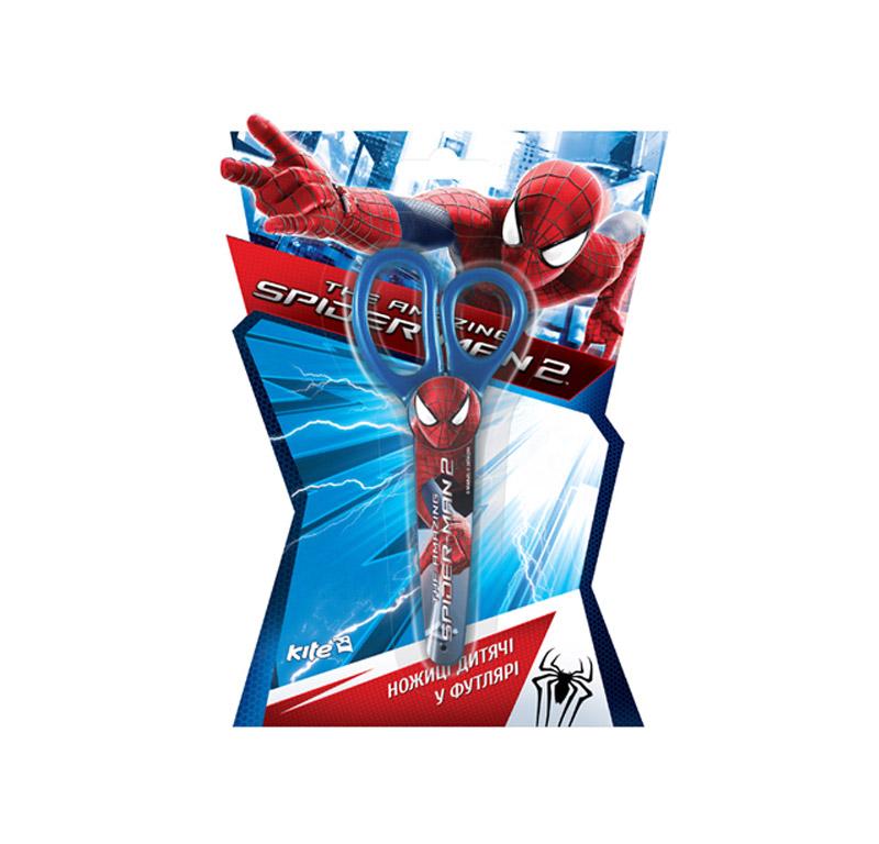 Ножницы детские в футляре 13см Spider-Man SM14-124K Kite