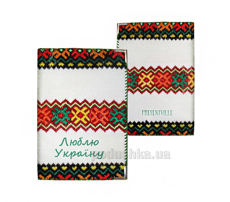 Обложка для автодокументов Город Подарков 11603 OA UKR013 ZE