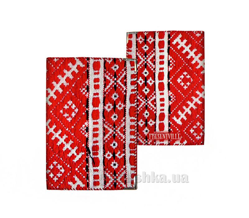 Обложка для автодокументов Город Подарков 11606 OA UKR016 KR