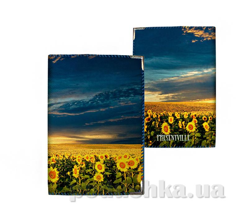 Обложка для автодокументов Город Подарков 11607 OA UKR017 SI