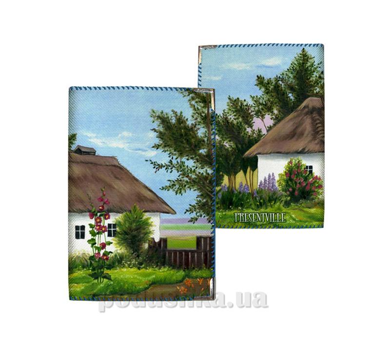Обложка для автодокументов Город Подарков 11610 OA UKR020 SI