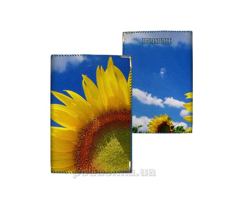 Обложка для автодокументов Город Подарков 11611 OA UKR021 SI