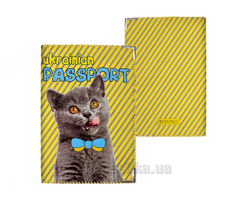 Обложка для паспорта Город Подарков 31035 PD UKR105 ZO