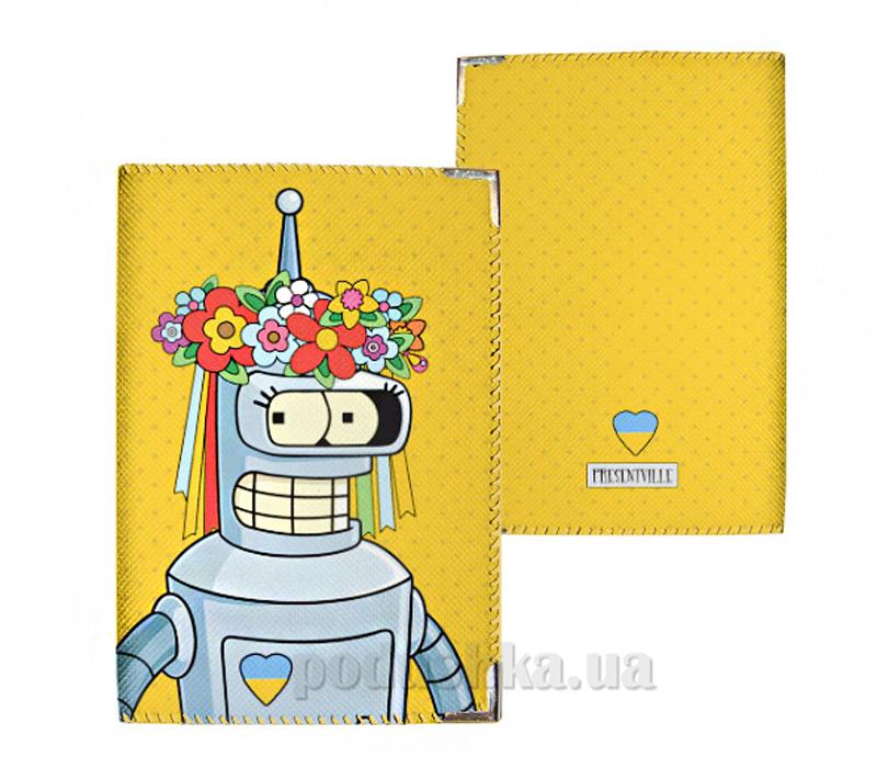Обложка для паспорта Город Подарков 31036 PD UKR106 ZO