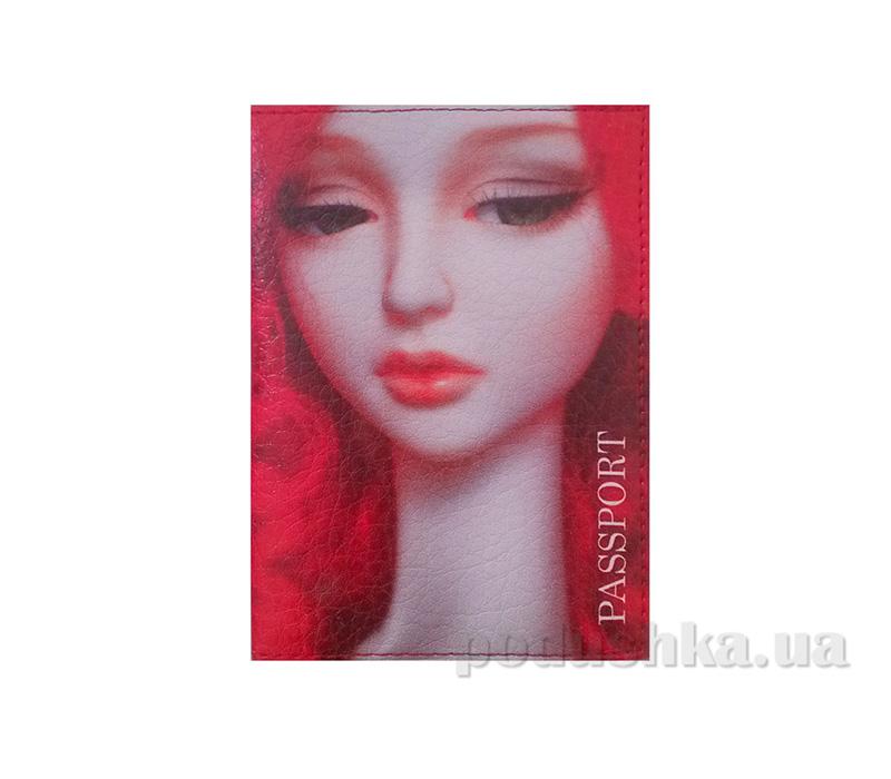 Обложка из эко-кожи Valex Мисс Совершенство P-49