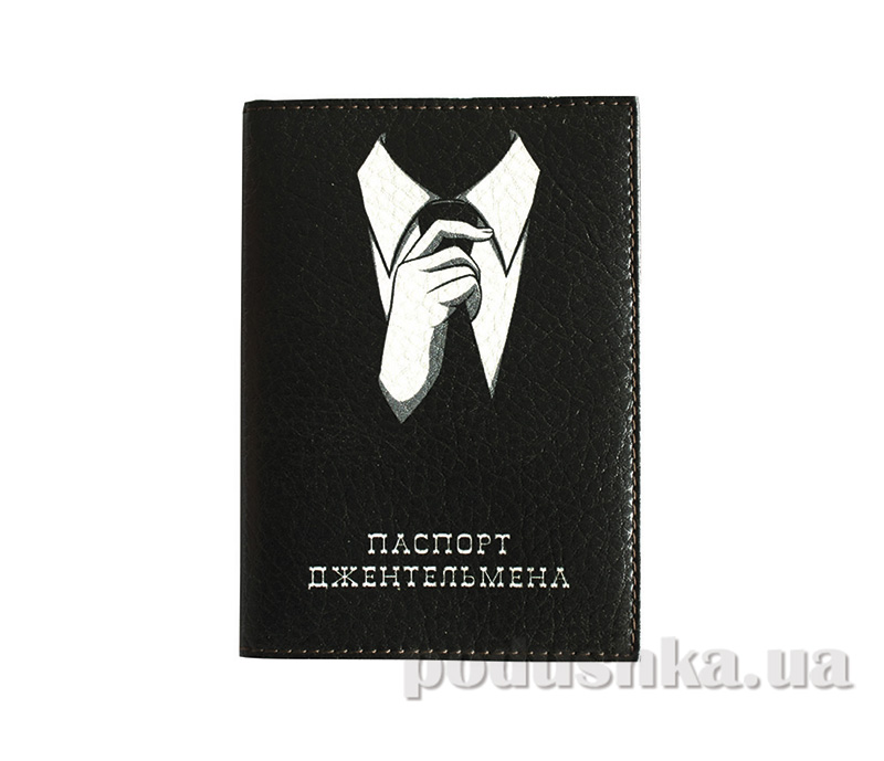 Обложка из эко-кожи Valex Паспорт джентльмена P-44
